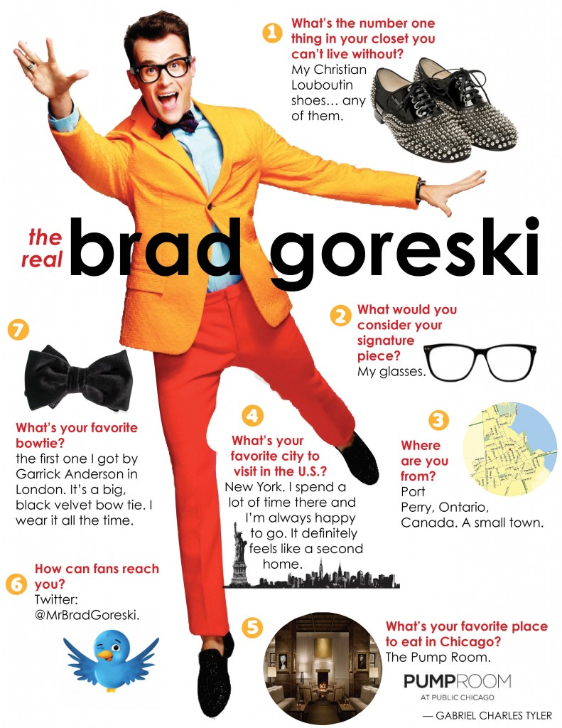 The Real Brad Goreski