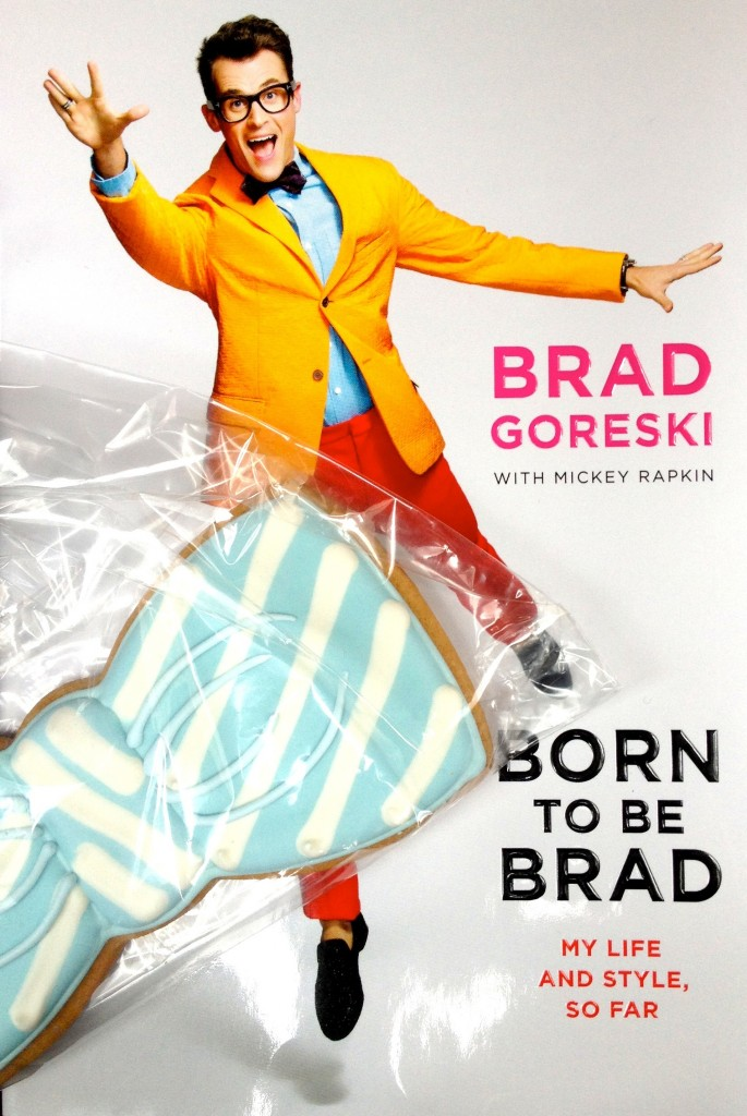 The cover of Goreski's debut book