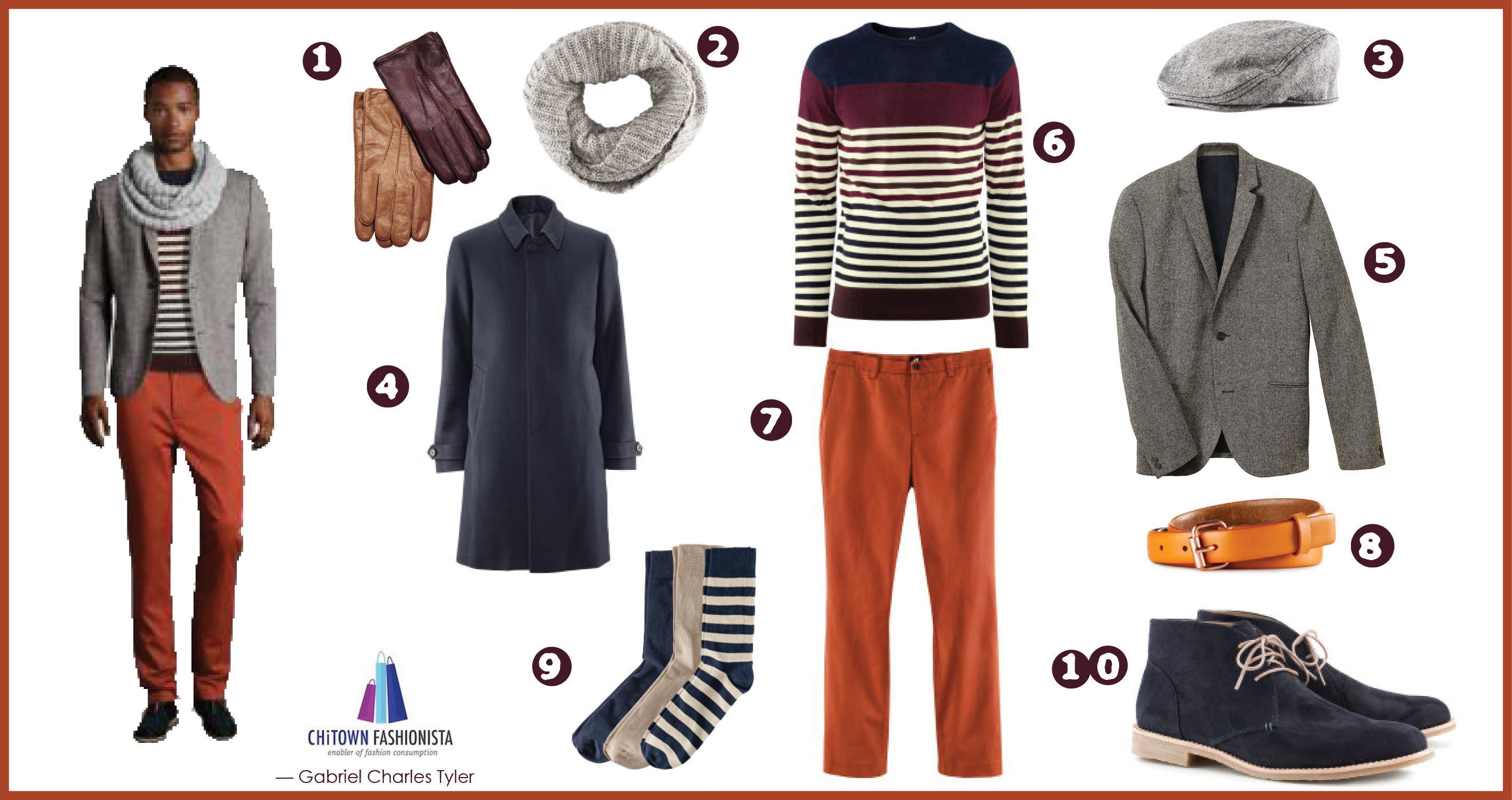 10 Foolproof Fall Trends for the Man in Need - Chitown Fashionista