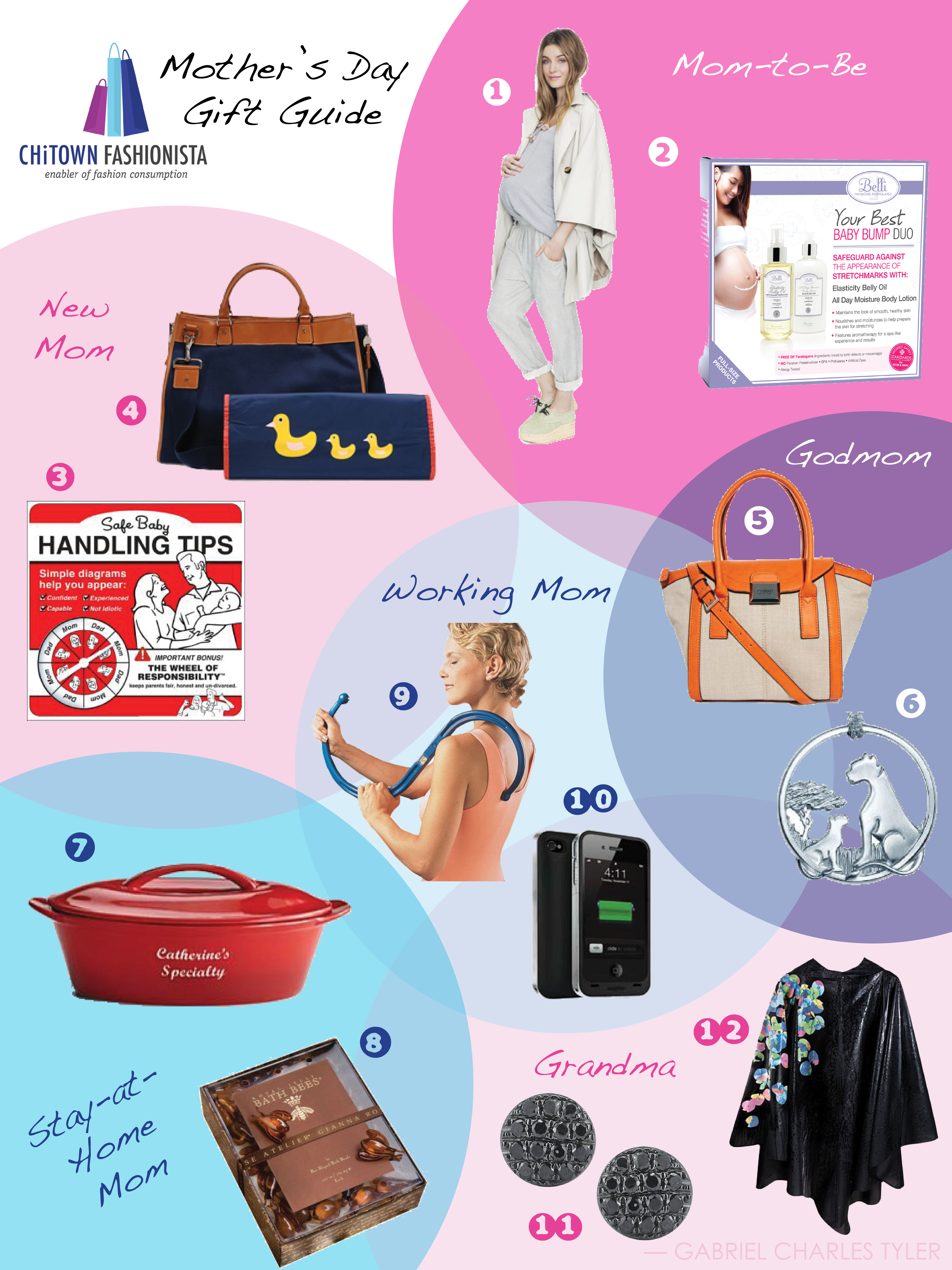 Mamma Mia: Mother\'s Day Gift Ideas for Every Mom - Chitown Fashionista