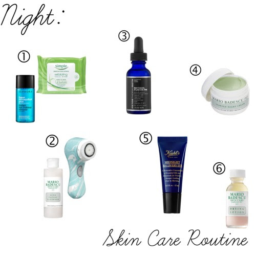 4 Crucial Steps To Skin Care