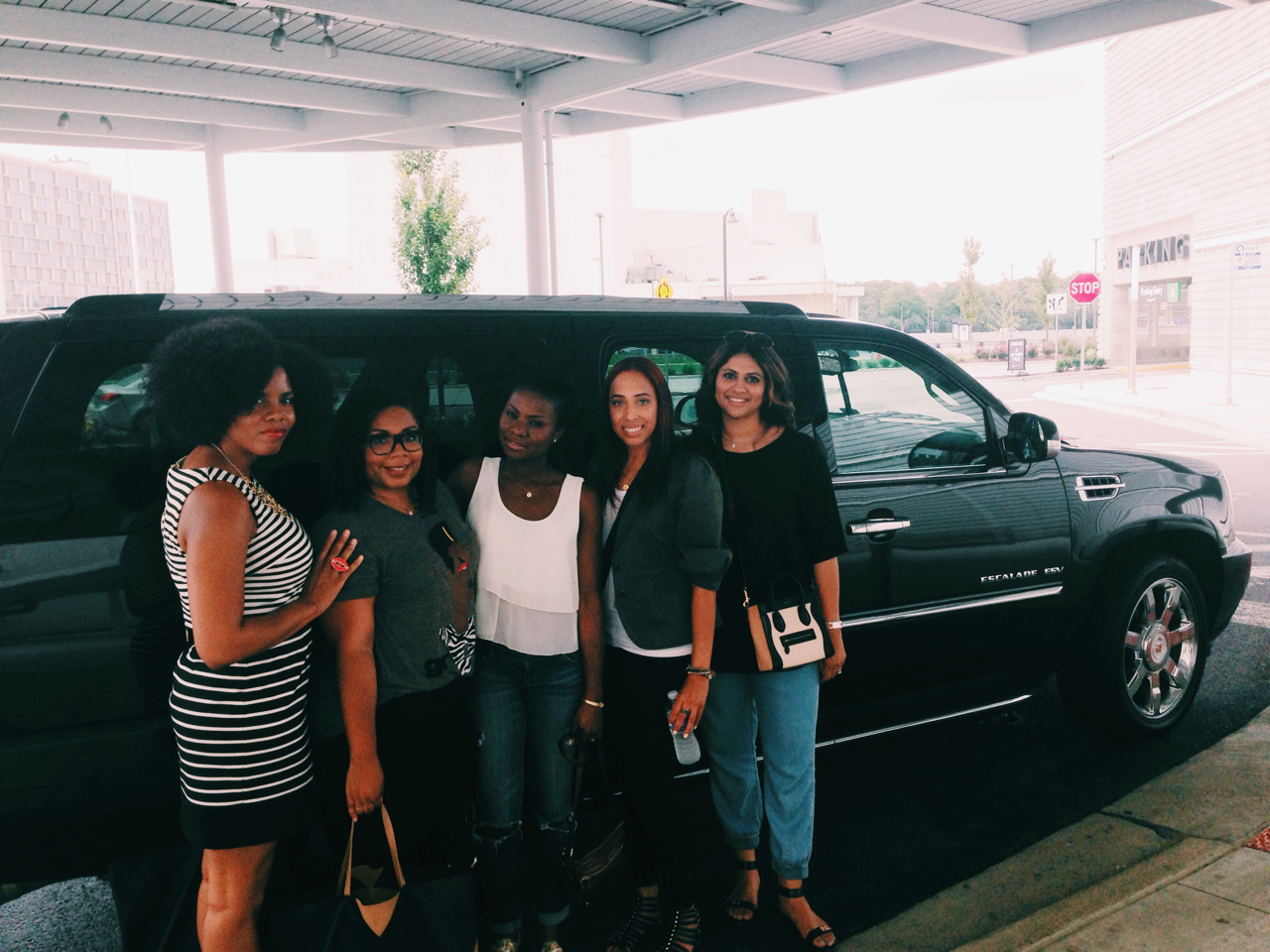 Fashion Outlets of Chicago Blacklane Limousine