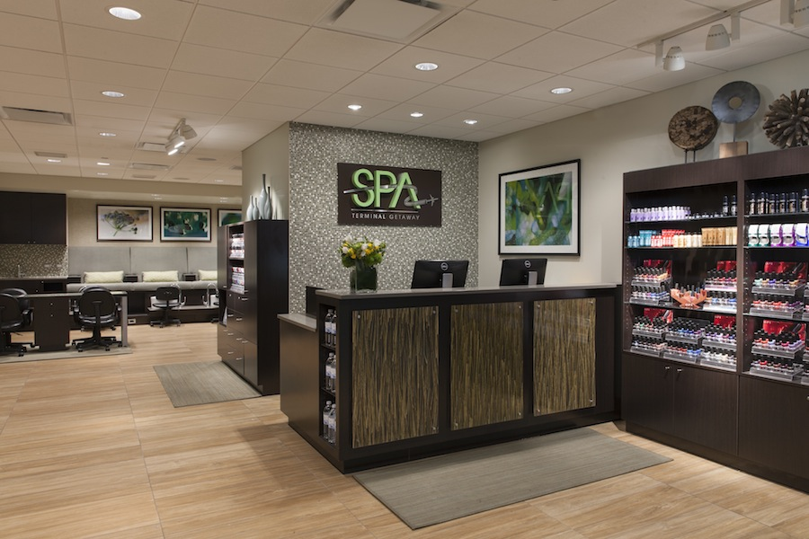 Tgs for Spa getaways near chicago